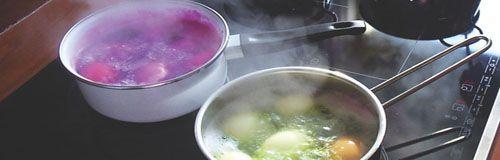 slow boil